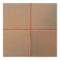 Daltile Quarry Adobe Flash 8 in. x 8 in. Ceramic Floor and Wall Tile (11.11 sq. ft. / case)