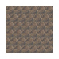 Daltile Aspen Lodge Midnight Blaze 12 in. x 12 in. x 6mm Porcelain Mosaic Floor and Wall Tile (7.74 sq. ft. / case)