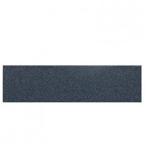Daltile Colour Scheme Galaxy Speckled 3 in. x 12 in. Porcelain Bullnose Floor and Wall Tile-DISCONTINUED