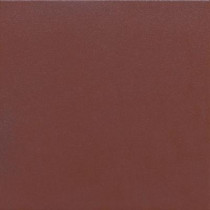 Daltile Colour Scheme Fire Brick 6 in. x 6 in. Bullnose Porcelain Bullnose Floor and Wall Tile