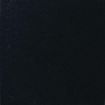 MS International Absolute Black 12 in. x 12 in. Polished Granite Floor and Wall Tile (10 sq. ft. / case)