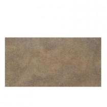Daltile Veranda Gravel 6-1/2 in. x 20 in. Porcelain Floor and Wall Tile (10.32 sq. ft. / case)