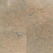 Daltile Natural Stone Collection Novato Royale 12 in. x 12 in. Polished Marble Floor and Wall Tile-DISCONTINUED
