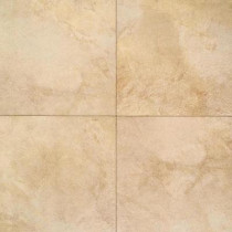 Daltile Portenza Oro Chiaro 17 in. x 17 in. Glazed Porcelain Floor and Wall Tile (13.23 sq. ft. / case)-DISCONTINUED