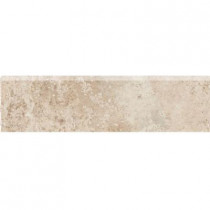MARAZZI Montagna Lugano 3 in. x 12 in. Porcelain Bullnose Floor and Wall Tile