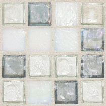 Daltile Egyptian Glass Moonstone Blend 12 in. x 12 in. x 6 mm Glass Face-Mounted Mosaic Wall Tile