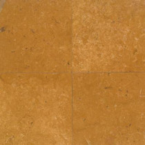 Daltile Inca Gold 18 in. x 18 in. Natural Stone Floor and Wall Tile (4.5 sq. ft. / case)-DISCONTINUED