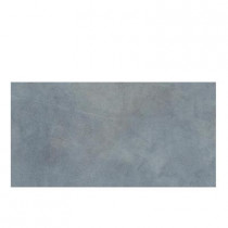 Daltile Veranda Titanium 4 in. x 20 in. Porcelain Surface Bullnose Floor and Wall Tile