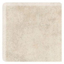 Daltile Brixton Bone 6 in. x 6 in. Ceramic Bullnose Outside Corner Trim Wall Tile