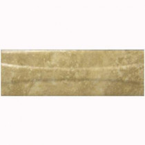 U.S. Ceramic Tile Astral Nocce 2 in. x 6 in. Ceramic Listel Wall Tile-DISCONTINUED
