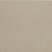 Daltile Colour Scheme 6 in. x 6 in. Urban Putty Speckled Porcelain Bullnose Floor and Wall Tile-DISCONTINUED