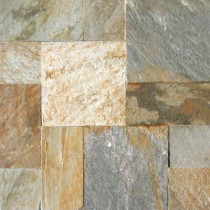 MS International Horizon Pattern Gauged Quartzite Floor and Wall Tile (16 sq. ft. / case)