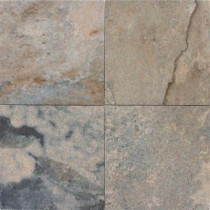 MS International Stone Autumn 6 in. x 6 in. Glazed Porcelain Pool Tile