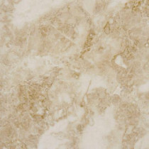 MS International Cappuccino 12 in. x 12 in. Polished Marble Floor and Wall Tile (10 sq. ft. / case)