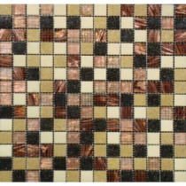 MS International Desert Sunset 12 in. x 12 in. x 4 mm Glass Mesh-Mounted Mosaic Tile