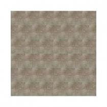 Daltile Aspen Lodge Shadow Pine 12 in. x 12 in. x 6 mm Porcelain Mosaic Floor and Wall Tile (7.74 sq. ft. / case)