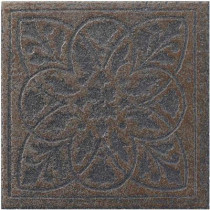 MARAZZI Ridgeway Ember 6-1/2 in. x 6-1/2 in. Porcelain Decorative Floor and Wall Tile (3.52 sq. ft. / case)