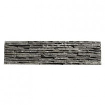 Solistone Portico Slate Alcazar 6 in. x 23-1/2 in. Natural Stone Wall Tile (5.88 sq. ft. / case)