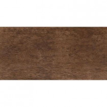 MARAZZI Riflessi di Legno 23-7/16 in. x 5-13/16 in. Walnut Porcelain Floor and Wall Tile (9.46 sq. ft. / case)