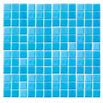EPOCH Futurez Hendrix-3001 Glow In The Dark 12 in. x 12 in. Mesh Mounted Floor & Wall Tile (5 sq. ft.)