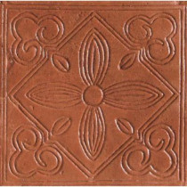 Daltile Saltillo Sealed Antique Adobe 8 in. x 8 in. Ceramic Floor and Wall Tile-DISCONTINUED