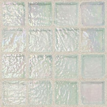 Daltile Egyptian Glass Opal 12 in. x 12 in. x 6 mm Glass Face-Mounted Mosaic Wall Tile