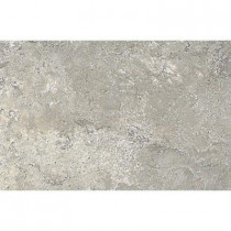 Daltile Del Monoco Leona Grigio 13 in. x 20 in. Glazed Porcelain Floor and Wall Tile (12.9 sq. ft. / case)