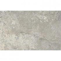 Daltile Del Monoco Leona Grigio 13 in. x 20 in. Glazed Porcelain Floor and Wall Tile (12.9 sq. ft. / case)