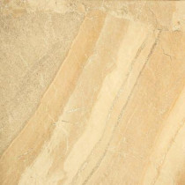 Daltile Ayers Rock Golden Ground 6-1/2 in. x 6-1/2 in. Glazed Porcelain Floor and Wall Tile (11.39 sq. ft. / case)