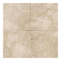 Daltile Salerno Cremona Caffe 18 in. x 18 in. Ceramic Floor and Wall Tile (18 sq. ft. / case)