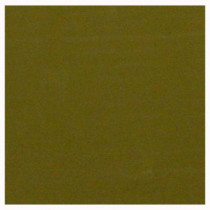 U.S. Ceramic Tile 2 in. x 2 in. Olive Glass Listel Wall Tile