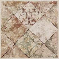 Daltile Portenza Universal 4-1/2 in. x 4-1/2 in. Glazed Porcelain Deco Corner Floor and Wall Tile