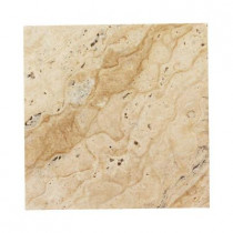 Jeffrey Court Toscano 6 in. x 6 in. Travertine Floor/Wall Tile (1 pk /4 pcs-1 sq. ft.)