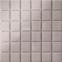 Elementz 12.5 in. x 12.5 in. Capri Grigio Light Grip Glass Tile-DISCONTINUED