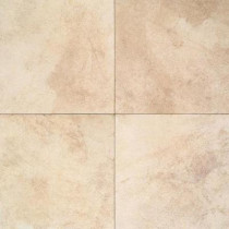 Daltile Portenza Avorio Antico 17 in. x 17 in. Glazed Porcelain Floor and Wall Tile (13.23 sq. ft. / case)-DISCONTINUED