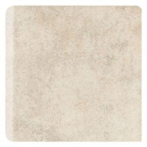 Daltile Brixton Bone 6 in. x 6 in. Ceramic Bullnose Wall Tile