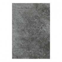 Daltile Continental Slate English Grey 12 in. x 18 in. Porcelain Floor and Wall Tile (13.5 sq. ft. / case)