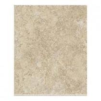 Daltile Castle De Verre Turret Beige 10 in. x 13 in. Porcelain Floor and Wall Tile (13.13 sq. ft. / case)-DISCONTINUED