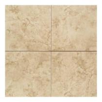 Daltile Brancacci Fresco Caffe 18 in. x 18 in. Ceramic Floor and Wall Tile (18 sq. ft. / case)