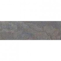 Daltile Villa Valleta Calais Springs 3 in. x 12 in. Glazed Porcelain Surface Bullnose Floor and Wall Tile-DISCONTINUED