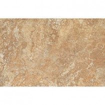 Daltile Del Monoco Adriana Rosso 13 in. x 20 in. Glazed Porcelain Floor and Wall Tile (12.9 sq. ft. / case)