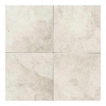 Daltile Salerno Grigio Perla 18 in. x 18 in. Glazed Ceramic Floor and Wall Tile (18 sq. ft. / case)