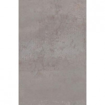 PORCELANOSA 26 in. x 17 in. Ferroker Aluminio Porcelain Floor and Wall Tile