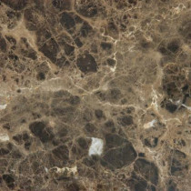 MS International 18 in. x 18 in. Emperador Dark Marble Floor and Wall Tile (9 sq. ft. / case)