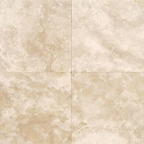 Daltile Travertine Torreon 8 in. x 8 in. Natural Stone Floor and Wall Tile (2.67 sq. ft. / case)-DISCONTINUED