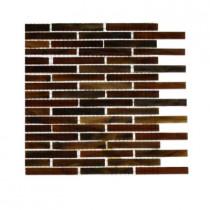 Splashback Tile Matchstix Wildlife Glass Tile Sample