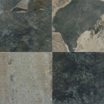 MS International Stone Aqua 6 in. x 6 in. Glazed Porcelain Pool Tile