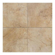 Daltile Florenza Oliva 24 in. x 24 in. Porcelain Floor and Wall Tile (15.5 sq. ft. / case)