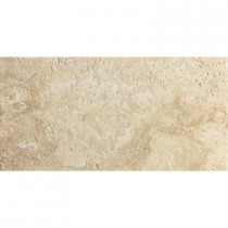MARAZZI Artea Stone 6-1/2 in. x 13 in. Avorio Porcelain Floor and Wall Tile (9.46 sq. ft. / case)
