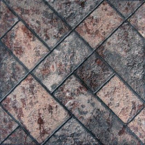 MS International Milano Graphite 17 in. x 17 in. Glazed Ceramic Floor and Wall Tile (26.91 sq. ft. / case)